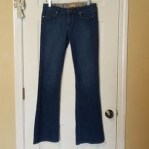 Paige Holly petite jeans size 28